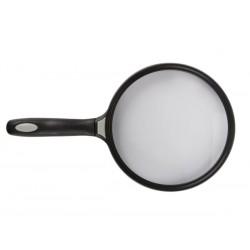 Vergrootglas rond 14cm dioptrie 2.5