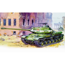 SOVIET TANK JOSEPH STALIN-2 1/35
