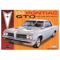 1964 PONTIAC GTO (SNAP KIT) 1/25