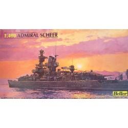 ADMIRAL SCHEER1/400