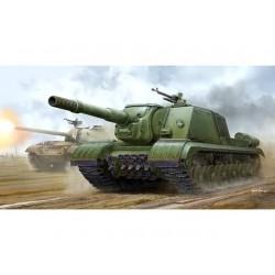 SOVIET JSU-152K ARMORED SELF-PROPELLED GUN 1/35