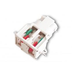 mini aandrijfset 2 motoren (bijv robotmuis)