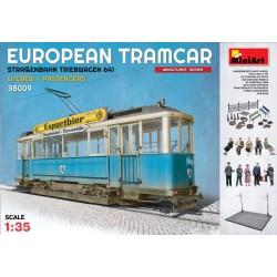 EUROPEAN TRAM 1/35