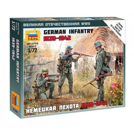 GERMAN INFANTRY 1939-1942 1/72