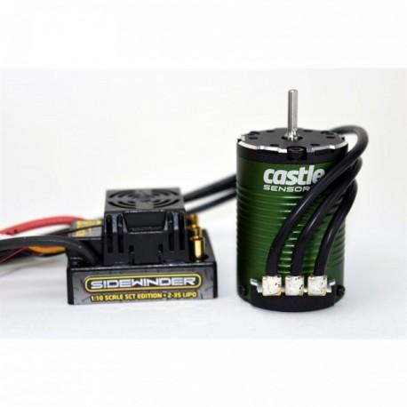Sidewinder 1/10 SCT combo 1410-3800kv V2!