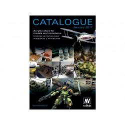 Vallejo Catalogus