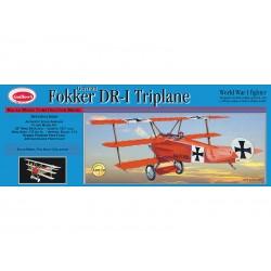 51cm Fokker DR-1 driedekker