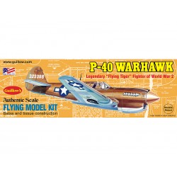 42 cm P-40 warhawk