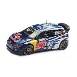 VOLKSWAGEN POLO R WRC 2016 1/24