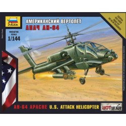 AH-64 APACHE U.S HELICOPTER 1/144