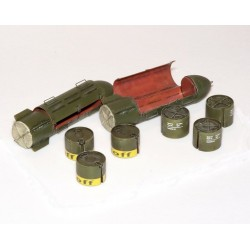 GERMUN SUPPLY BOMBS 1/35