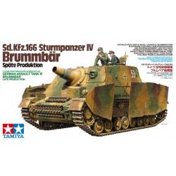 SD.KFZ.166 STURMPANZER IV BRUMMBAR 1/35