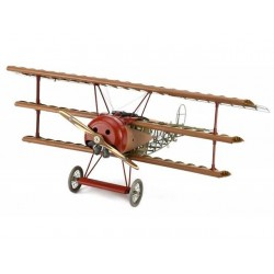 FOKKER DR.1, THE RED BARON 1/16 450MM