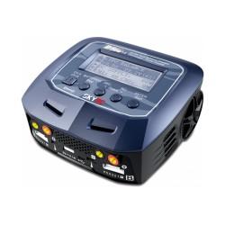 SkyRC Duo D100 v2! AC/DC lader 1-6lipo 1-15NiMH 2-20V PB
