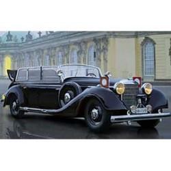 Typ 770k (w150) WWII GERMAN LEADER'S CAR 1/35
