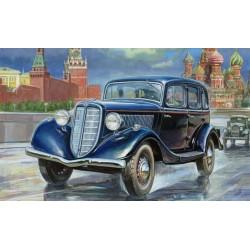 SOVIET CAR GAZ M1 1/35