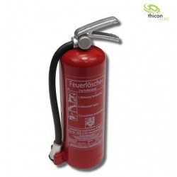 1/14 - 1/10 scale brandblusser met houder