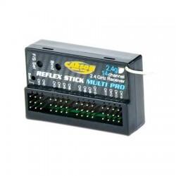 14-kanaals ontvanger 2.4Ghz reflex