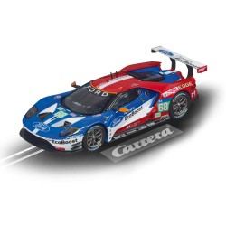 Digitale slotrace auto Ford GT Race 1/32