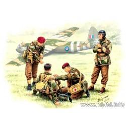 BRITISH PARATROOPERS 1944 1/35