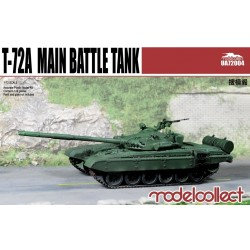 T-72A MAIN BATTLE TANK 1/72