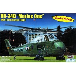VH-34D MARINE ONE HELI 1/48