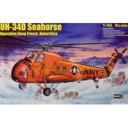 CH-34D SEAHORSE HELI 1/48