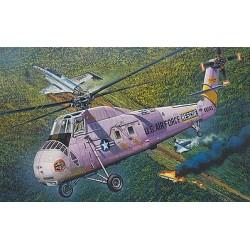 HH-34J USAF COMBAT RESCUE HELI 1/48