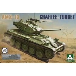 AMX-13 CHAFFEE TURRET 1/35