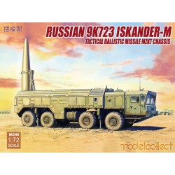 RUSSIAN 9K723 ISKANDER-M 1/72