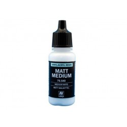 Matt cote medium 17ml