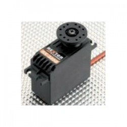 Ana. micro servo 1,3kg 0.14/60 22,9x12,2x24,2mm 10gr.