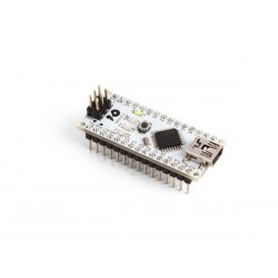 Arduino nano module met headers