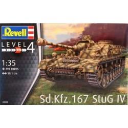 SD.KFZ.167 STUG IV 1/35