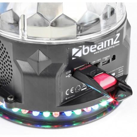 mini Party sound and light BT en MP3
