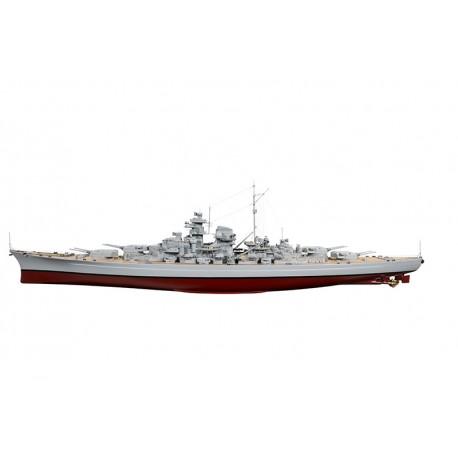 Voorgebouwde R/C Bismarck 125cm! GEEN POSTORDERS!