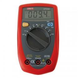 Autorange Universeelmeter met capaciteitsmeting