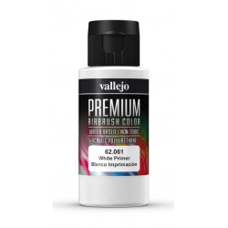 Premium polyuretahne acrylverf primer wit 60ml.