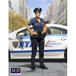 NYPD POLITIEAGENTE /24