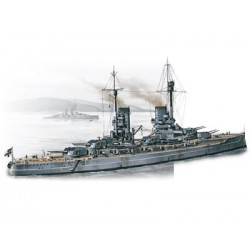 WWI GERMAN BATTLESHIP KONIG 1/350