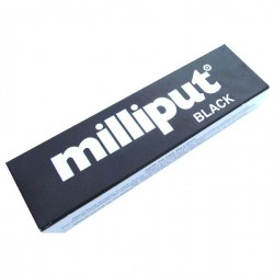 Milliput epoxy putty zwart