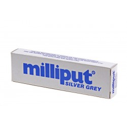 Milliput epoxy putty zilver/grijs