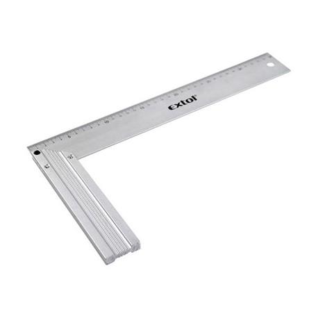 Aluminium blokhaak 30cm
