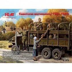 SOVIET INFANTRY 1/35