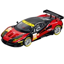 Slotrace auto Ferrari 458 GT2 1/32