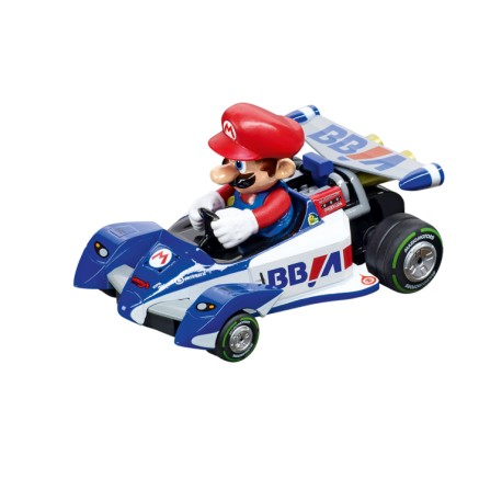 Mario slot car
