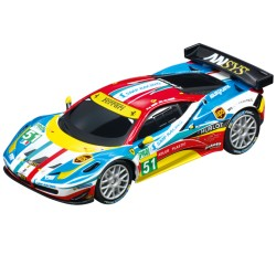 Carrera GO slot car Ferrari 458 GT2 1/43