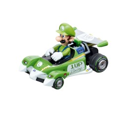 Carrera GO slot car Luigi kart 1/43