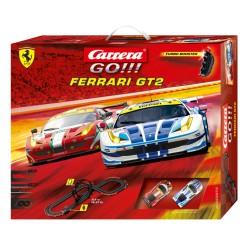 Carrera GO racebaan startset Ferrari GT2 5,6mtr