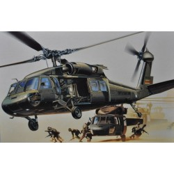 UH-60L BLACK HAWK 1/35